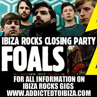 Ibiza Rocks Closing Party
