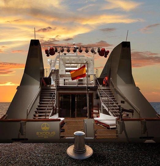 Exodus Ibiza Boat Party